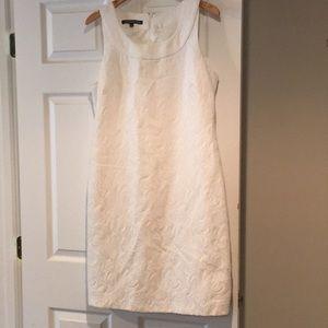 Jones Wear Sheath Dress winter white